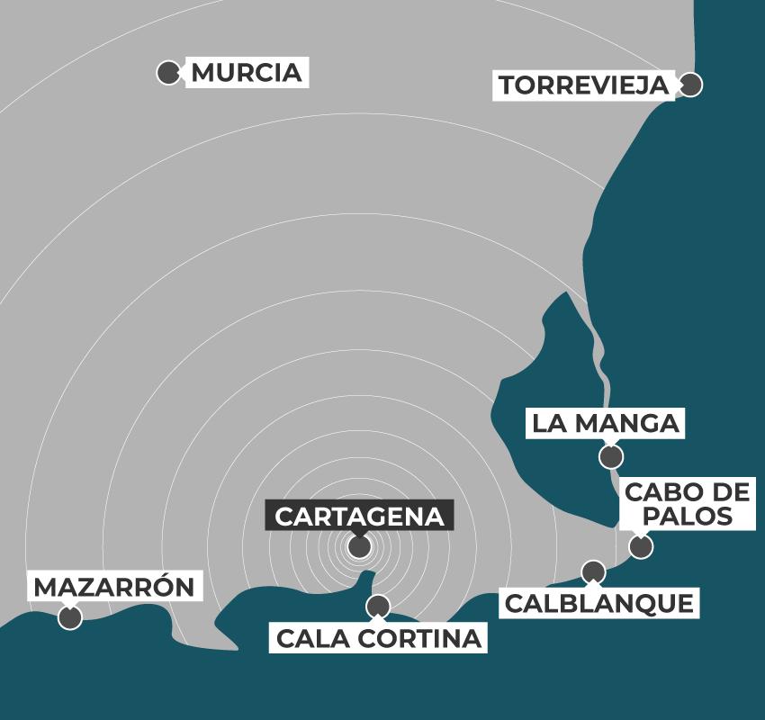 cartagena,traslados